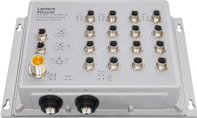 New Lantech EN 50155 switch series coming in April
