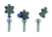 Das simple Einbauprinzip und die magazinierte Handlingshilfe erlauben eine schnelle und einfache Montage