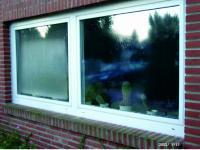 Seltener Fenster putzen?