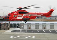 TFD EC225 Test Flight (© Eurocopter Japan, Chikako Hirano)