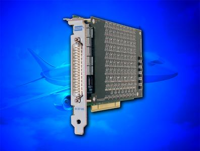 Pickering Interfaces Introduces new 50-297 PCI Precision Resistor Card