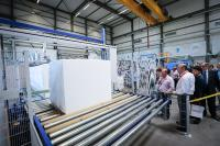 Compact plant concept impresses specialist audience:  JFLEX LIVE FOAMING EVENT at Hennecke