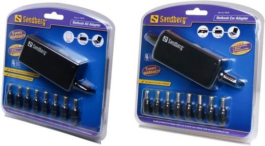 Netbook Adapters Packshot
