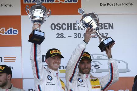 Ricky Collard, Philipp Eng, BMW Team Schnitzer, ADAC GT Masters, Oschersleben