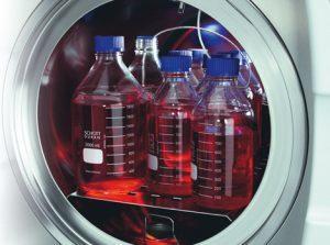 Sterilisieren von Flüssigkeiten