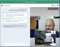 Multimedia-Kundendialog: WebRTC-Live-Chat als Contact-Center-Kanal