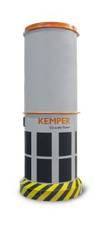 The entire hall air in its sights: KEMPER is extending the CleanAirTower series