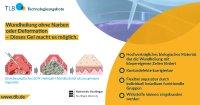 Gewebespezifisches ECM-Hydrogel-Hybridmaterial als passgenaues Implantat für die Behandlung umfangreicher Gewebsdefekte