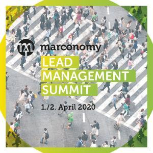 8. Lead Management Summit mit neuem Konzept