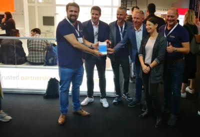 Best Collaboration: Artefact gewinnt Awin-Award 2019