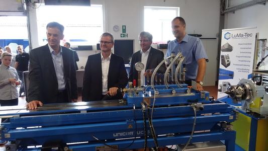 Schlemmer launches joint venture for technological innovations