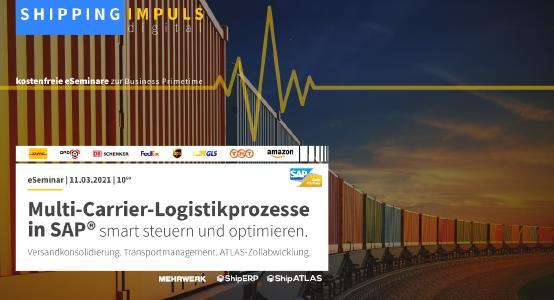 Shipping Impuls digital