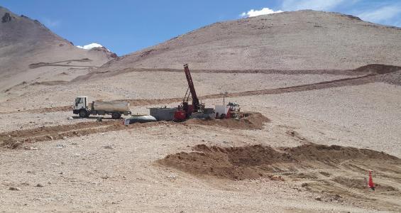Figure 17 Antofalla project; Catamarca Province, Argentina