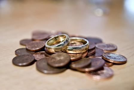 Der Barclaycard Dispo hilft bei der Finanzierung der Hochzeit
