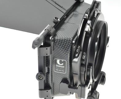Chrosziel MatteBox 450 R20 in Carbon Design