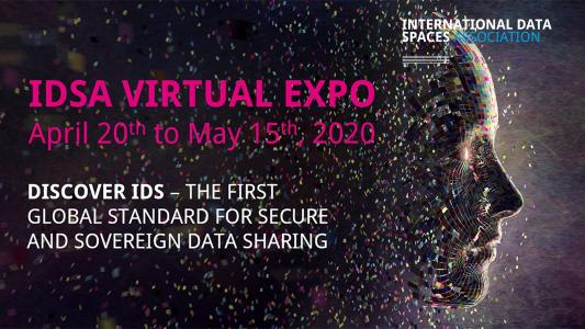IDSA Virtual Expo | Discover IDS - the first global standard for secure and sovereign data sharing