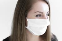 Hochwertige Mund-Nasen-Maske.