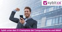 Sybit ist IT Champion unter SAP Beratungshäusern