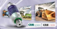 Drucktransmitter CANopen® / CAN J1939