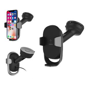 BOOST↑UP™ Wireless Charging Car Mount