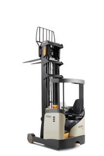 Crown Schubmaststapler ESR1000 smart leistungsfähig zuverlässig