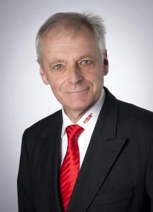 Jürgen Walker, Leitung Vertrieb Bürotechnik Europa bei HSM