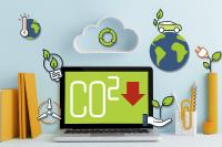 Onlineprinters customers chose to offset carbon emissions for 250,000 orders. Copyright: Onlineprinters GmbH
