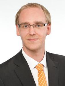 Stefan Steuer, Business Development, Assistent d. Geschäftsleitung