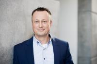 Axel Schwerdtfeger, CTO der HAWE Hydraulik SE