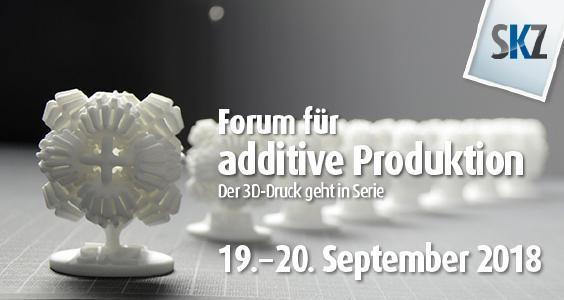 Forum für additive Produktion