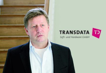 Helmut Müller  -  Geschäftsführer der TRANSDATA Soft  und Hardware GmbH