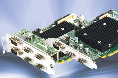Matrox Rapixo CL Pro delivers FPGA offloading paired with highest performance Camera Link connectivity.
