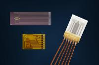 Fast SFS and FS2 thermal mass flow sensors