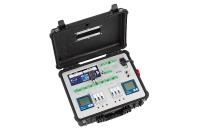 Measurement case with OPC UA and cloud interface