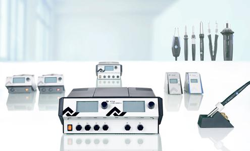 Ersa Introduces i-CON Soldering Stations Family