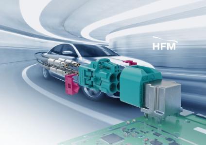 High-Speed FAKRA-Mini Connectors