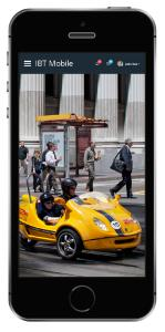 Startseite mobile App, IBT® Mobile App, www.time4you.de
