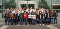 Ausbildungsjahrgang 2018 - Verbundausbildung Europoles / Pfleiderer