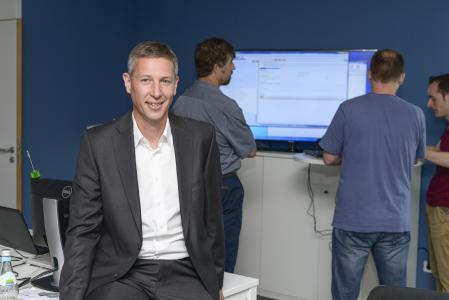 Thomas Regele, Geschäftsführer Sybit GmbH
