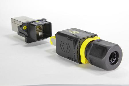 PushPull V4 Industrial: The fast, secure and tool-free solution for device cabling