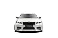 "Alpine-white ""MISSION"": HAMANN introduces the most ferocious BMW M5 of all times"