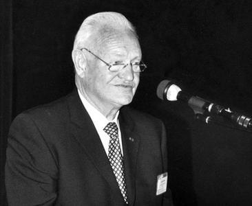 Gerhard Trau, Vorsitzender der Gütegemeinschaft von 1971 bis 1995 / © Gütegemeinschaft sachgemäße