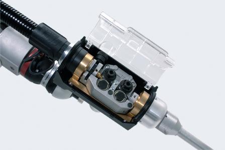 SKS Frontpull-Brennersystem mit PF5-Technologie