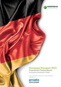 Germany Passport arvato