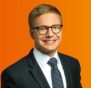 CDU-Landtagskandidat für den Wahlkreis Bietigheim-Bissingen © Hohenstein Institute
