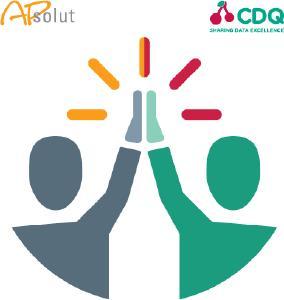 apsolut & CDQ freuen sich über die neue Partnerschaft