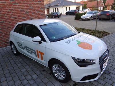 Der Audi A1 - jetzt verlost
