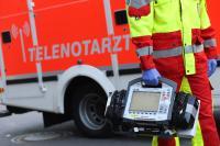 Mobiles Telenotarzt-System im Einsatz