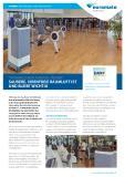 Das DANY in Koblenz ist eine der renommiertesten Fitness- und Wellnessanlagen Deutschlands. Rolf Dany hat sich sehr bewusst für Raumluftreiniger von Euromate entschieden.