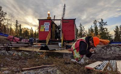 Gold Terra Resource Drilling for Multi-Million Ounce Resource at Yellowknife City Gold Project